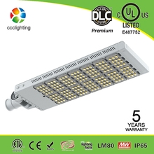 UL DLC best quality 5 years warranty 100W 150W 200W 250W 20w 80w led street light price list street lamp led