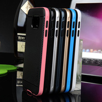 Best Selling Multi Color Shockproof Neo Hybrid PC Bumper TPU Back Cover Soft Cell Phone Cases for Samsung Galaxy S6 G9200