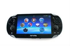 Used PSP Vita Video Game Console for Sony