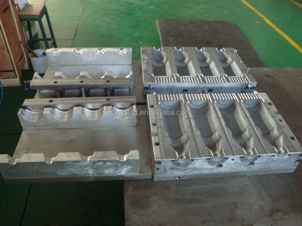 China high quality custom made profession plastic bottle blow mould