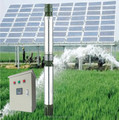 9.2KW Agriculture Solar Water Pump System