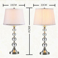 Pleat table lamp shade, round led floor standing lampshade