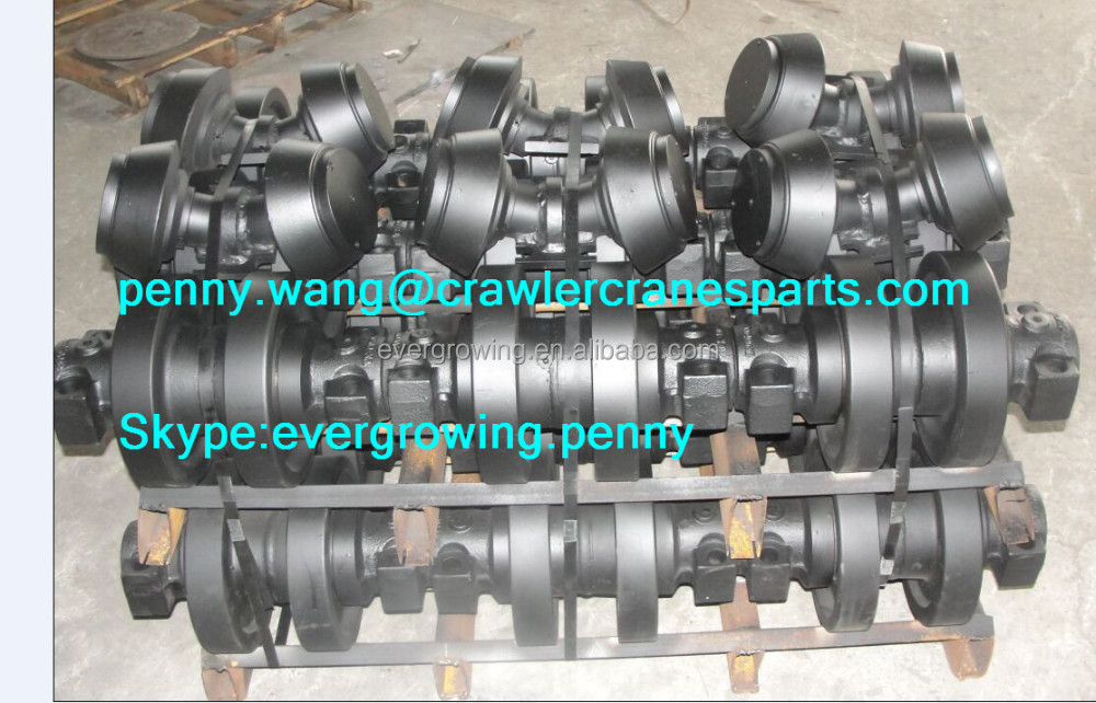 IHI CCH400 Top Roller, Upper Roller, Carrier Roller for Crawler Crane