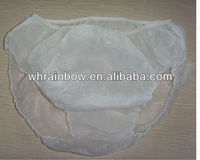 disposable non woven panties for hosital