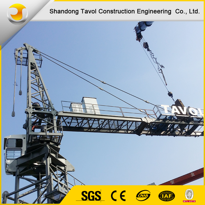 Low price tower crane spare parts with good quality