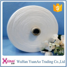 made in China market best buy now spun polyester yarn for knitting