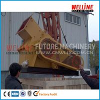 China manufacturer basalt hammer crusher mill plant for sale