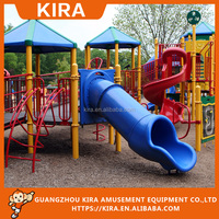 Funny Outdoor china kindergarten children playground equipment