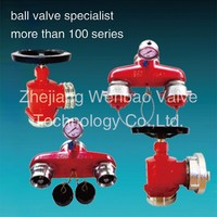 Stainless Steel Fire Hydrant landing Valve Made in China
