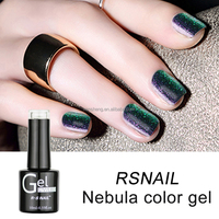 nebular gel, soak off gel polish, led gel polish
