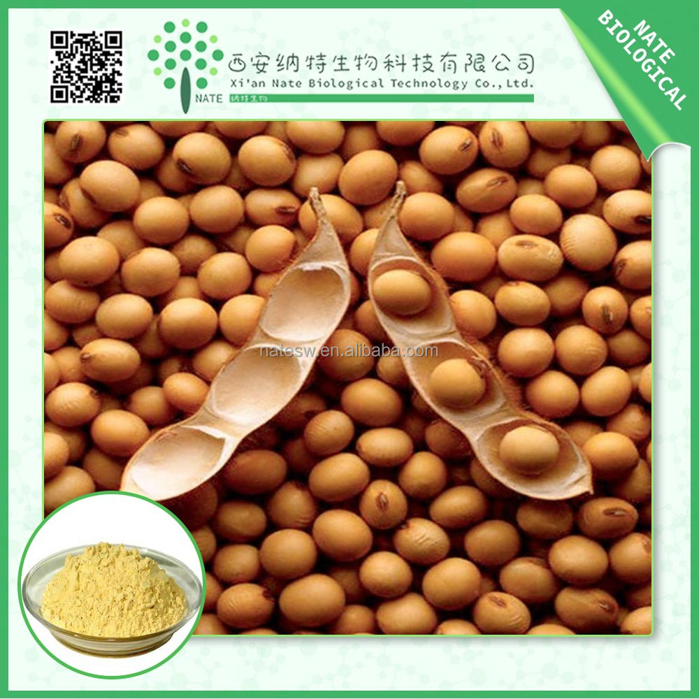 Hot sale soybean extract soybean isoflavone 10%