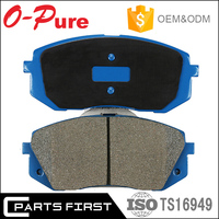 China Supplier Wholesale Cheap Best Quality Auto Spare Parts High Performance OEM Standard Brake Pads For Korea Car KIA HYUNDAI