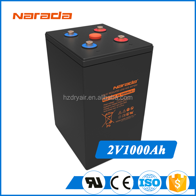 Narada REX-1000 2V Bud Touch Vehicle Battery