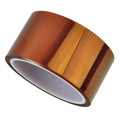 Kaptons polyimide heat high temperature resistant adhesive gold tape