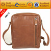 2016 hot sale genuine leather bolso for men