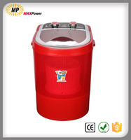 2016 new design mini top loading washing machine with CE