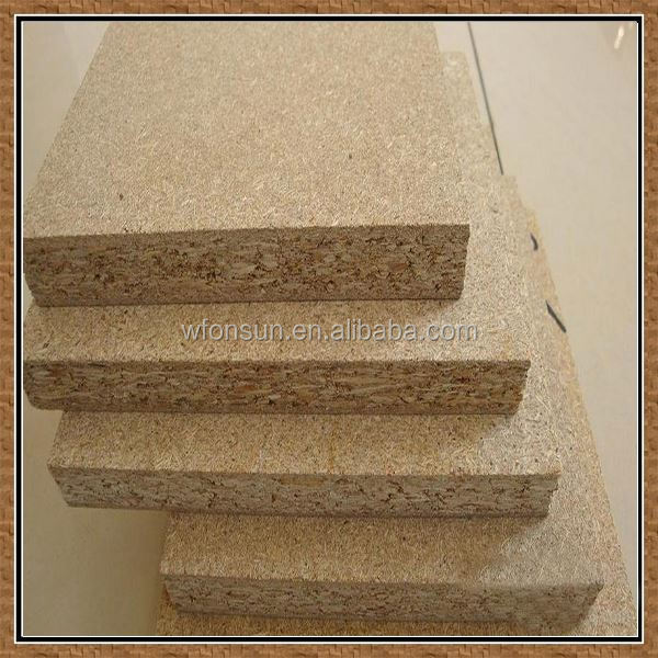 low price best quality particle board recycling from China factory