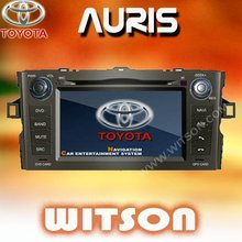 WITSON TOYOTA AURIS BLUETOOTH CAR RADIO PLAYER with Auto Rear View Function