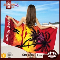 china supplier man sex with animal photo beach towel with high quality