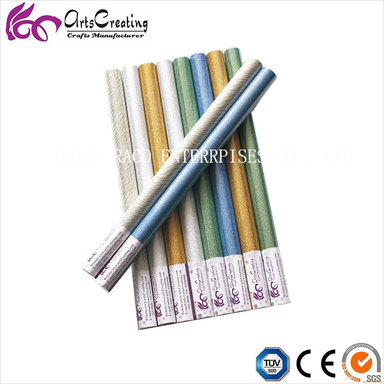 many design Adhesive glitter foil rolls from China manufacturer