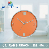 Unique Funny Design Wall Clock decorative table clock for advertising