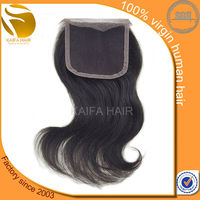 KaiFa Hot Sale Brazilian Remy Lace Front Closure With Baby Hair