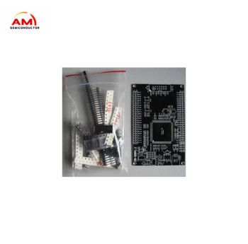 Tms320f2812 minimum the system board development board empty plate kit