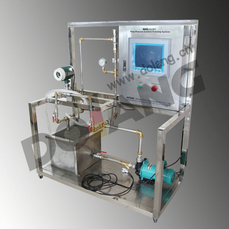 Flow Control Training System for education