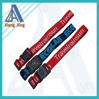 Baggage strap adjustable personalized Luggage Straps