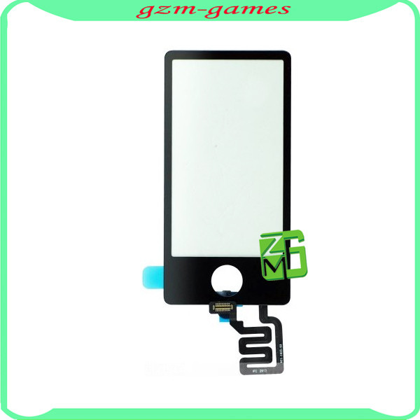 for iPod nano 7 digitizer touch screen,Digitizer Touch Screen for iPod Nano 7 7th 7G B0069 Black