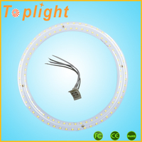 2016 Factory supply excellent cob led angel eyes ring for bmw e46