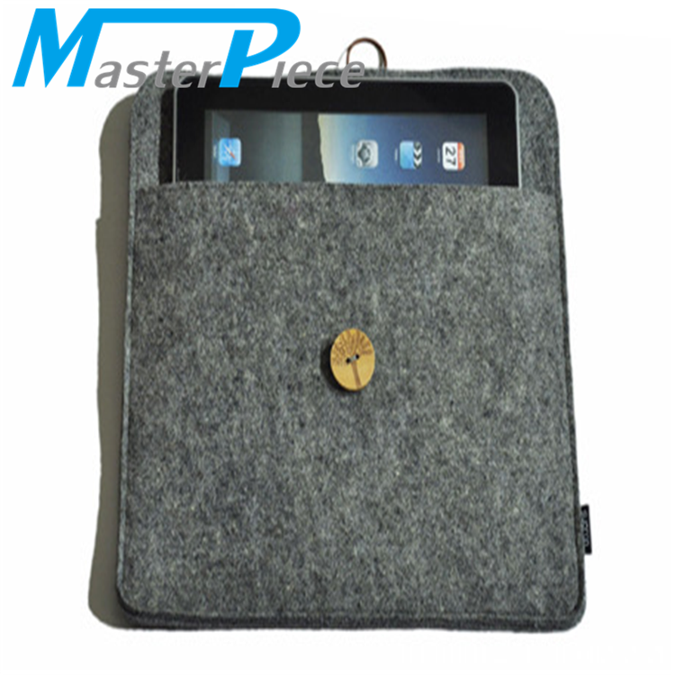 2016 felt material funky laptop sleeve bag, design your own laptop sleeve
