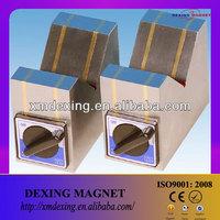 china magnetic V- block