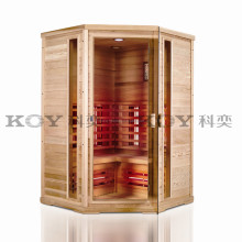 Far Infrared sauna room New sauna cabin wholesale sauna house R03-K61
