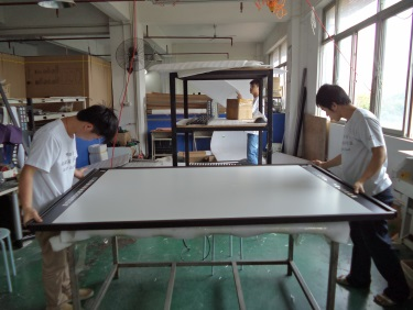 Assembling (Interactive Whiteboard)