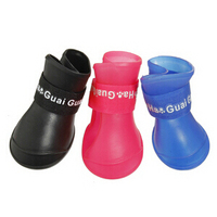 pet shoes waterproof dog boots