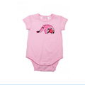Import China Products Baby Girl Clothes Baby Animal Bodysuit