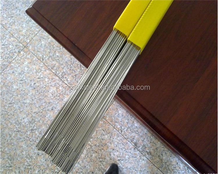 Stainless steel 2.5mm 300 length ER310 ss welding rod