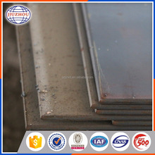construction material galvanized mild steel plate size