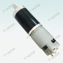 42mm not shaded pole gear motor brushed dc gear motor