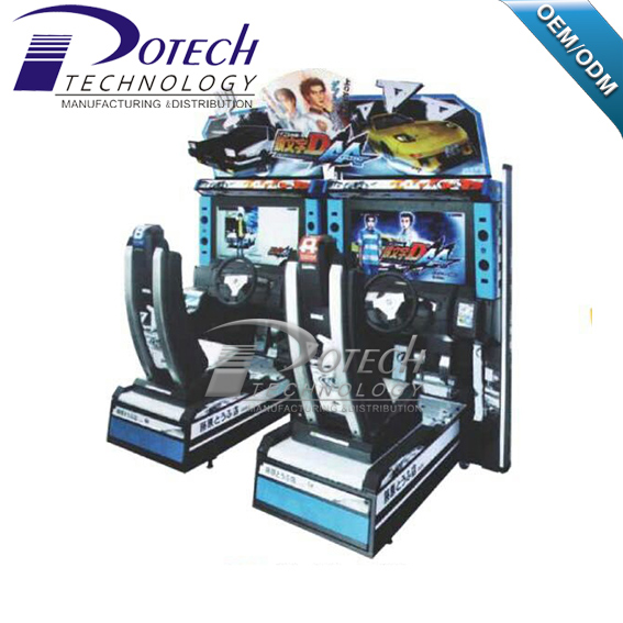Arcade games machine Initial D stage 5 simulator car racing game machine