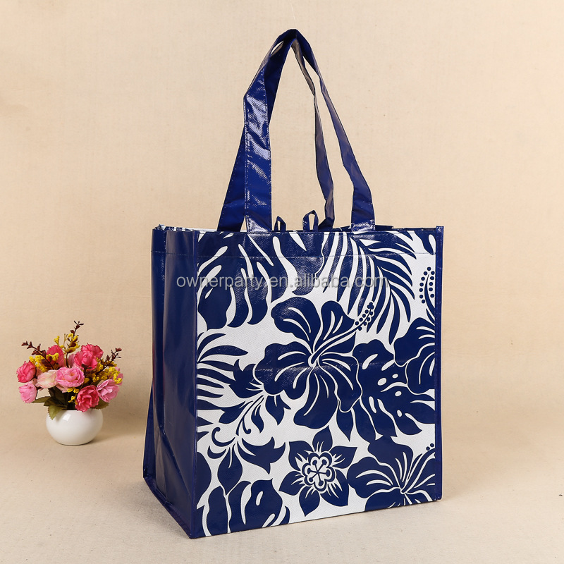 Easy Style Factory Price Nonwoven Shopper Tote Bag