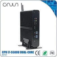 embedded system barebone pc dual core barebone pc