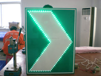 Solar Traffic Safety Signs/Solar Traffic Signs Guide Vehicle Using in Highway
