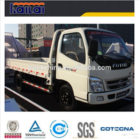 foton forland light truck 4*2 3ton lorry/cargo truck