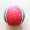 High quality cheap price custom colored tennis balls