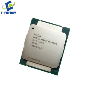 Intel Xeon CPU E5-2660V3 SR1XR CM8064401446117 processore del Server