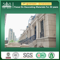 GRC Machine Architectural Design Factory Price Durable GRC 3D Wall Panel