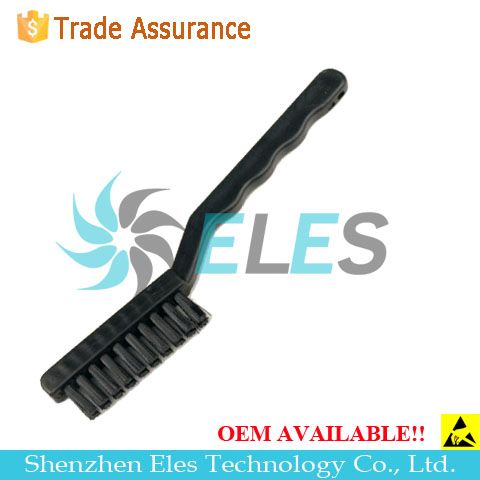 pen shape antistatic/esd brush