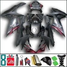 2011 2012 GSXR600 K11 GSXR750 2012 Injection Body Fairing Kit For Suzuki GSXR 600 11 INJECTION MOLDED Fairings GSXR-750 12